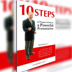 10 Steps to Prepare and Deliver a Powerful Presentation – mp3 downloadable