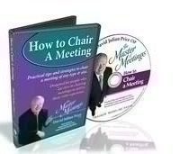 How to Chair a Meeting – mp3 downloadable