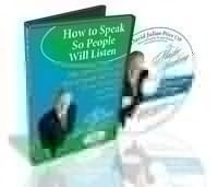 How to Speak so People will Listen – mp3 – downloadable