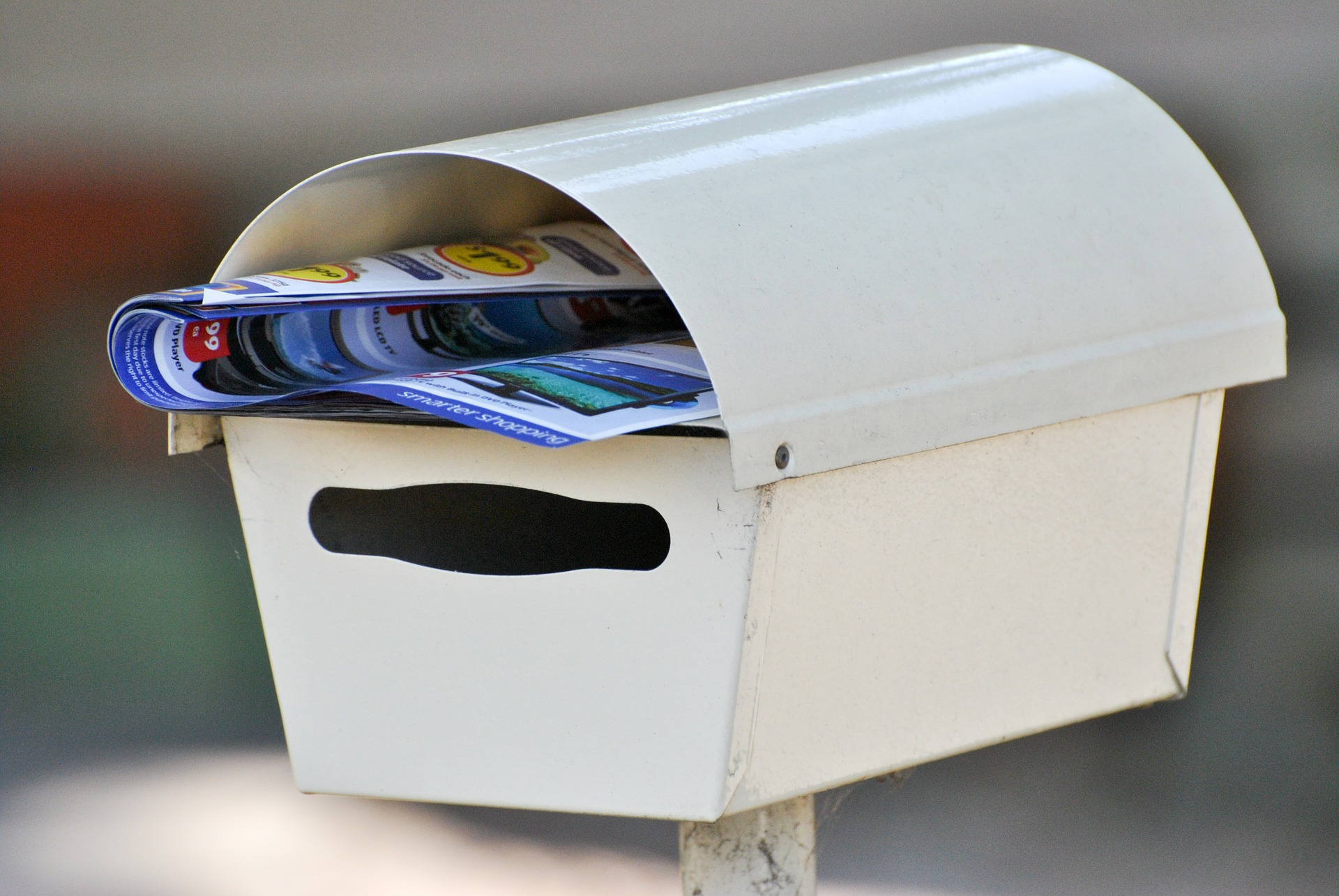 Is snail mail the way of the future?