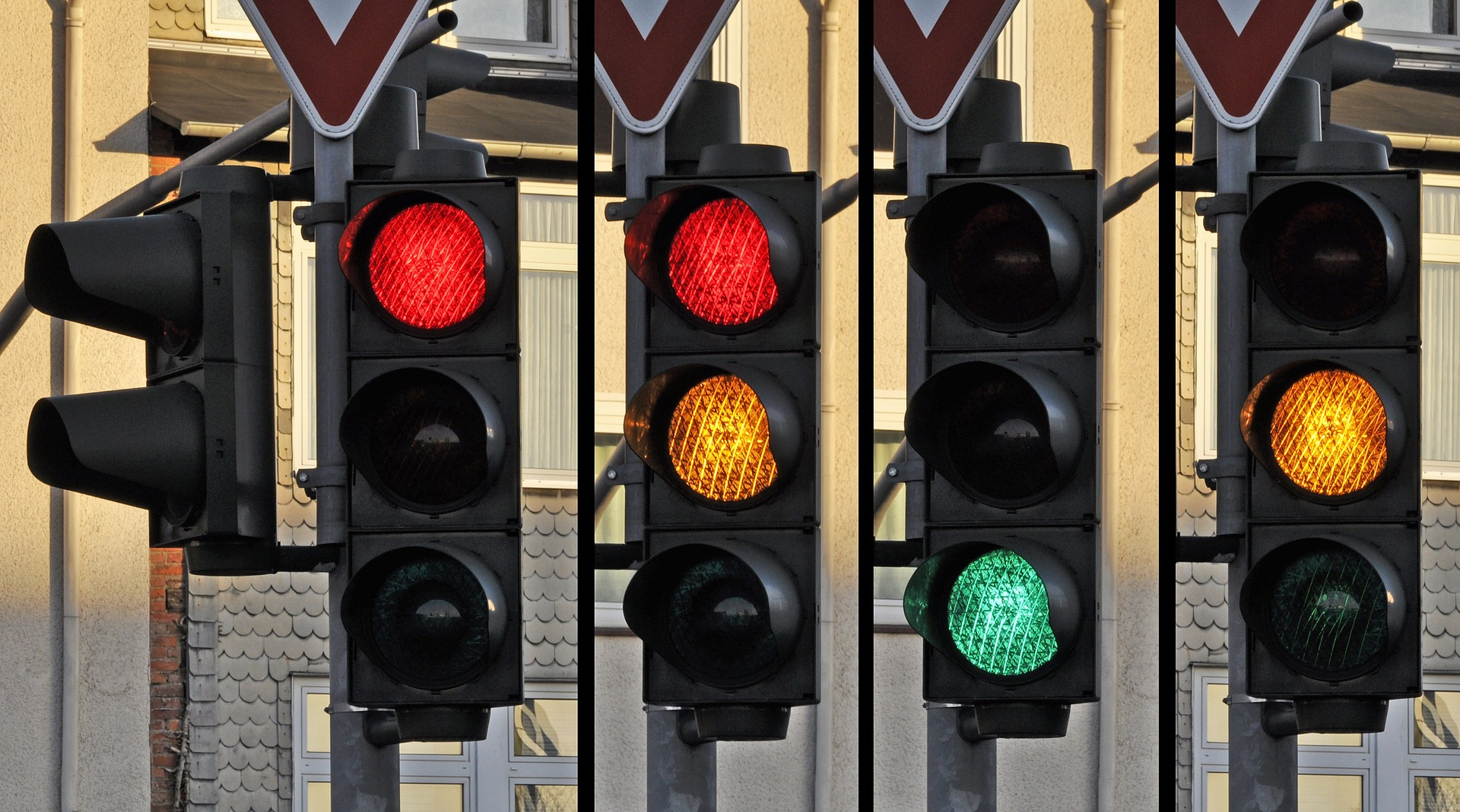 Use the Traffic Light Principle to improve your meetings