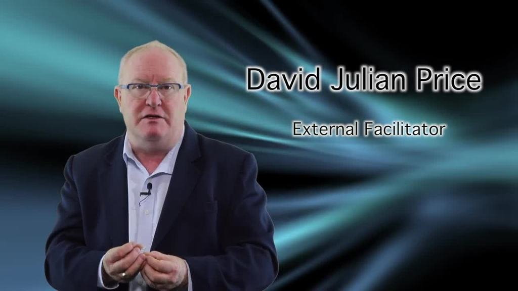 David Price external facilitator