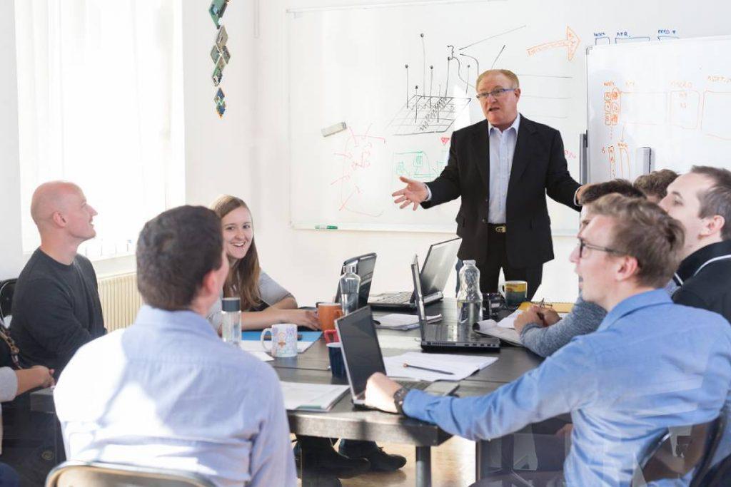 Strategy Meeting Facilitation