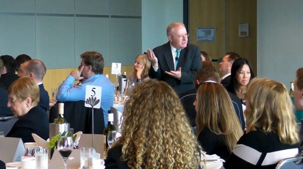 David James conference speaker