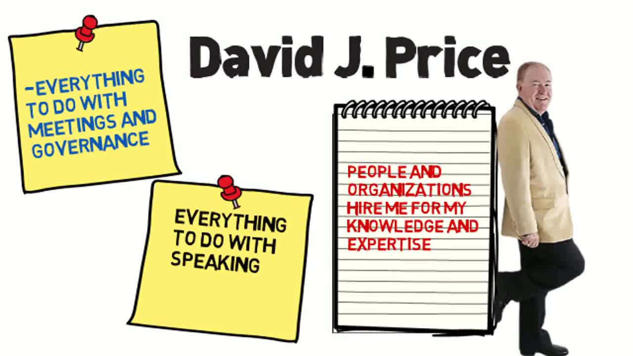 Why people hire David Price