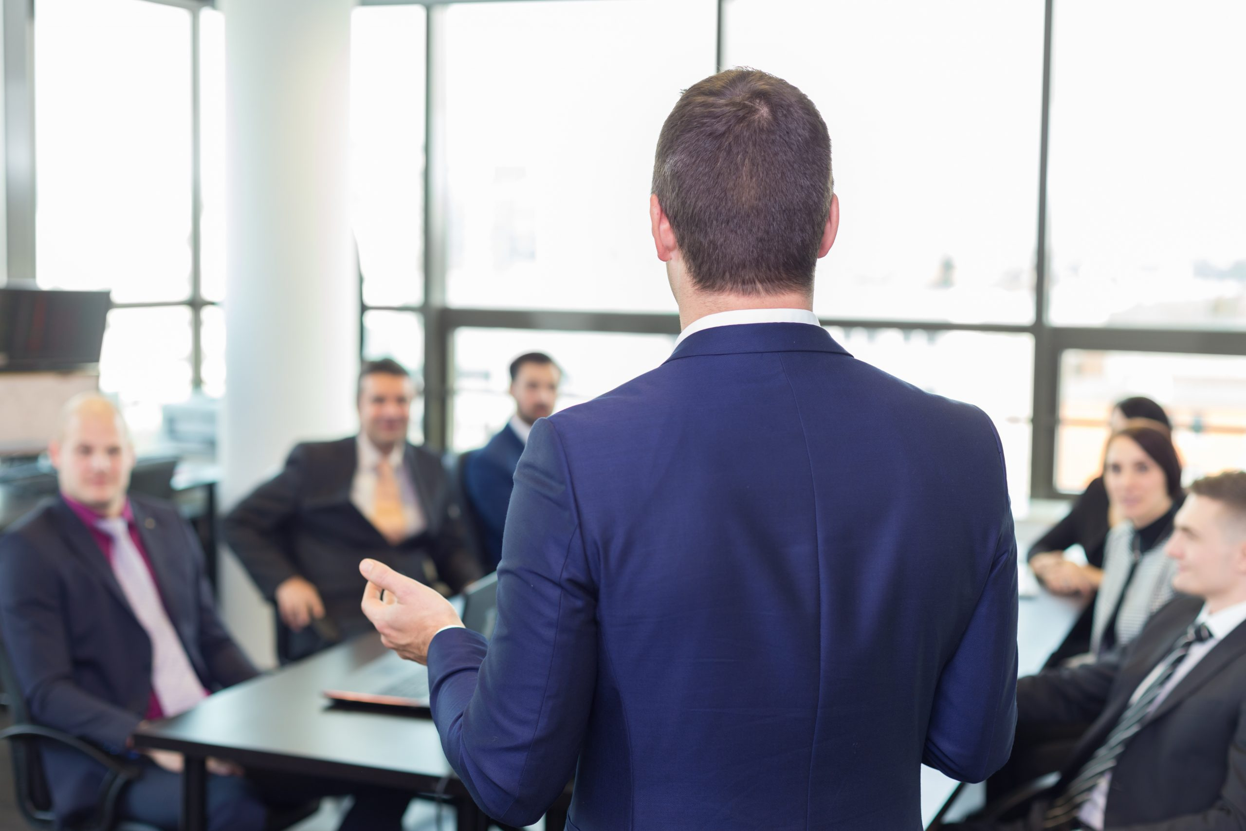 How many times should you practise a presentation?