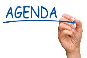 Meetings Man Agenda