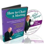 how to chair a meeting squared