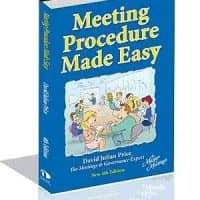 Meeting Procedure Made Easyweb